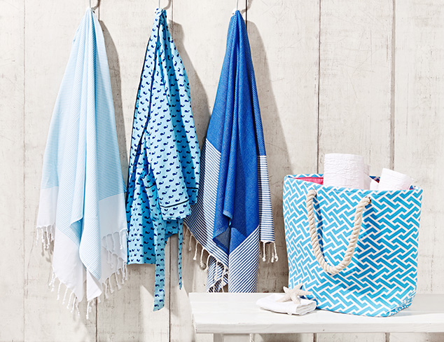 Up to 70 Off Seaside-Inspired Bath Accents at MYHABIT