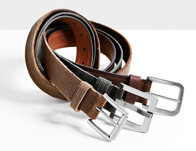 Vintage American Belts & More at MYHABIT