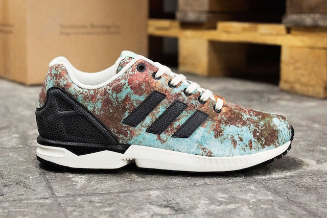 adidas Originals ZX Flux Aged Copper_1