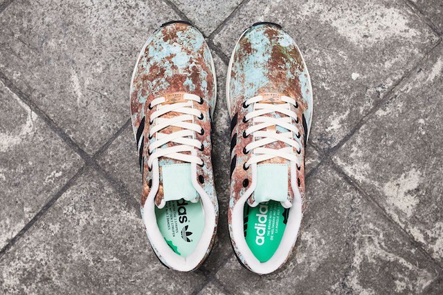 adidas Originals ZX Flux Aged Copper_4
