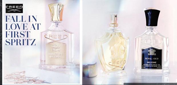 Creed Women's & Men's Fragrances at Rue La La