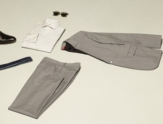 Gentleman Guide // How to Modernize Your Suit
