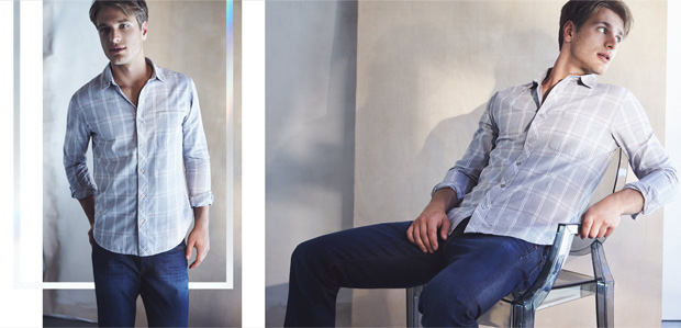 Men's Jeans to Swear By (Plus Shirts to Match) at Rue La La