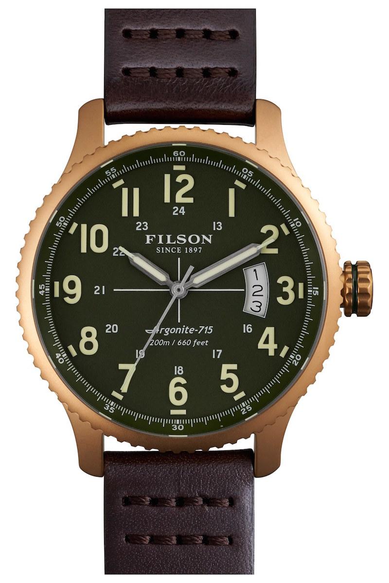 Filson The Mackinaw Field Watch