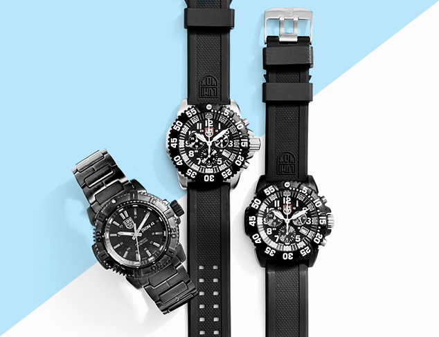 Swiss Made Watches feat. Luminox at MYHABIT