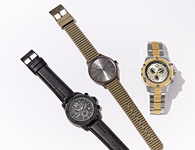 Versus by Versace Watches at MYHABIT