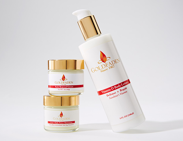 A Fresh Face Skincare feat. Goldfaden Since 1967 at MYHABIT