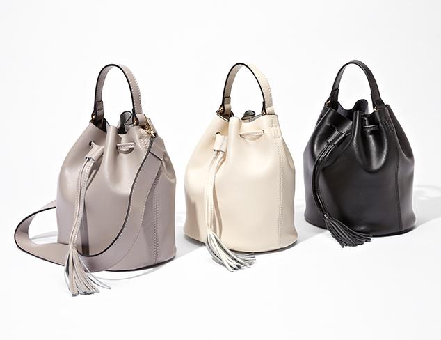 Affordable Luxury Handbags feat. KC Jagger at MYHABIT