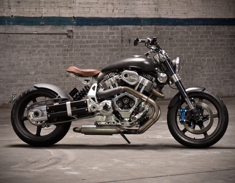 Confederate Motorcycles X132 Hellcat Speedster_1