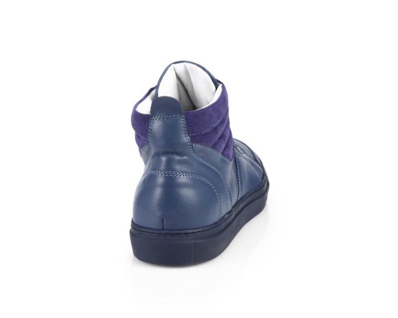 Del Toro Leather Boxing Sneakers_2