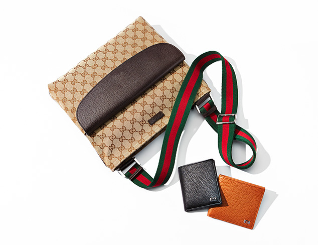Designer Bags & Accessories feat. Gucci at MYHABIT