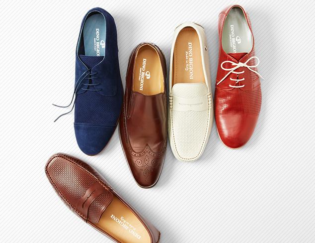 Dino Bigioni Shoes at MYHABIT