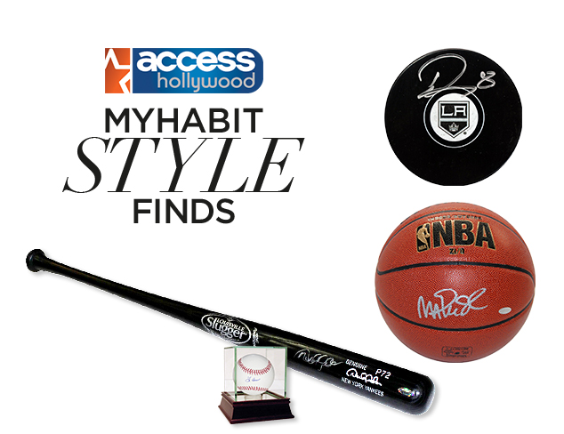Father's Day Gifts Steiner Sports Memorabilia at MYHABIT