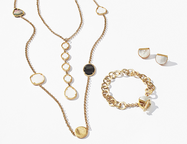 Fine Meets Fashion Pearl Jewelry at MYHABIT