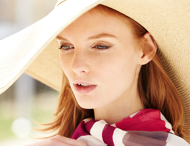 Finish with Style The Perfect Summer Hat at MYHABIT