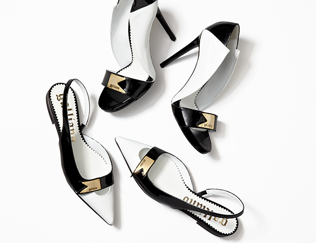 Galliano Shoes at MYHABIT