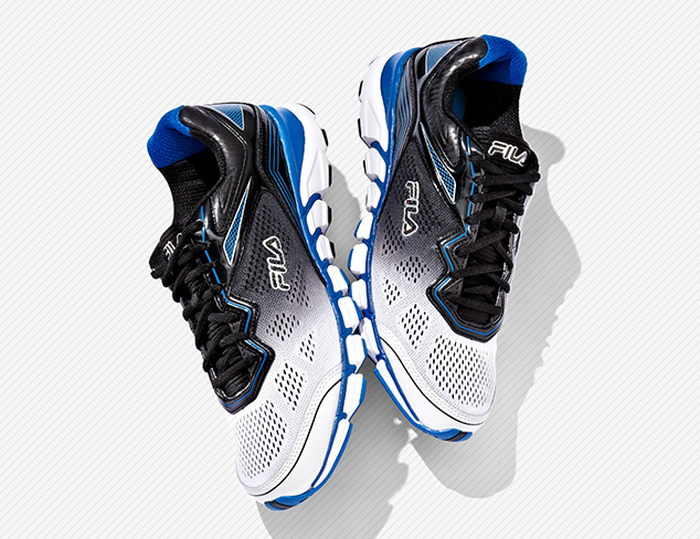 Get Active Sneakers feat. Fila at MYHABIT