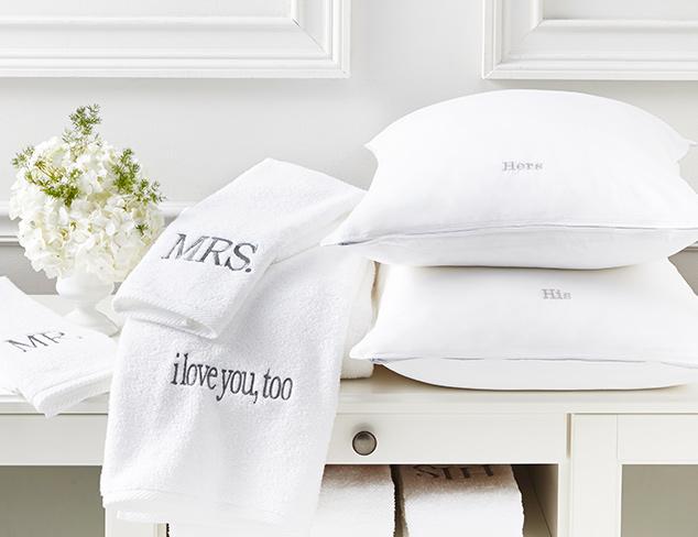 Luxe Bedding & Bath at MYHABIT