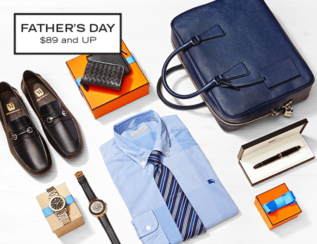 Luxe Gifts for Dad at MYHABIT