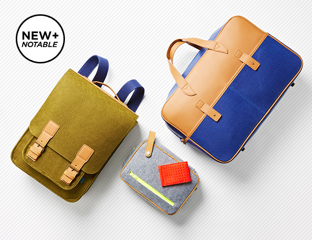 M R K T Bags & Backpacks at MYHABIT