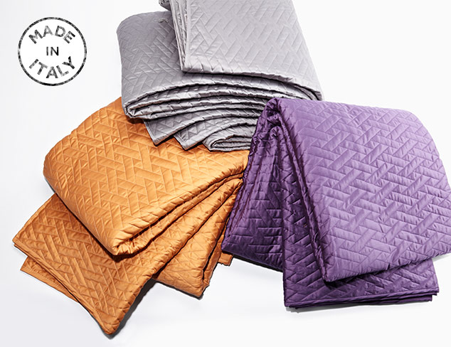 Made in Italy Bellino Fine Linens at MYHABIT