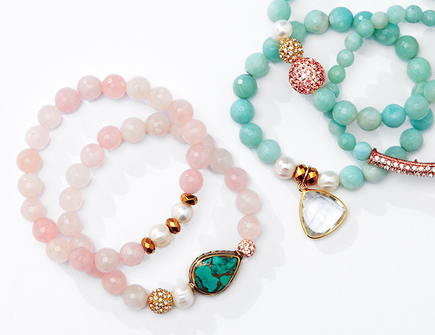 Make an Entrance Statement Jewelry at MYHABIT