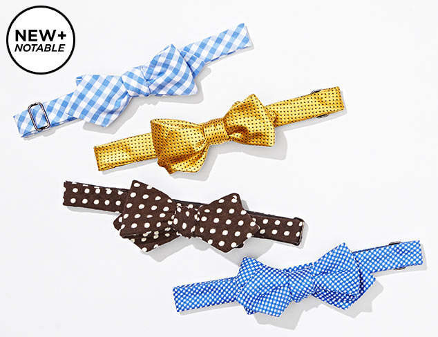 Metro Retro & More Ties at MYHABIT