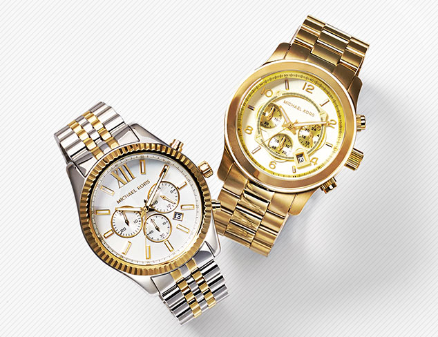 Michael Kors Watches at MYHABIT
