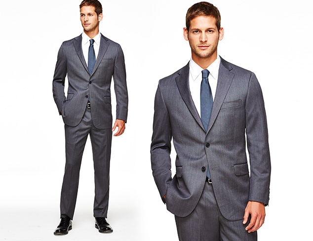 New Arrivals Hickey Freeman Suits at MYHABIT