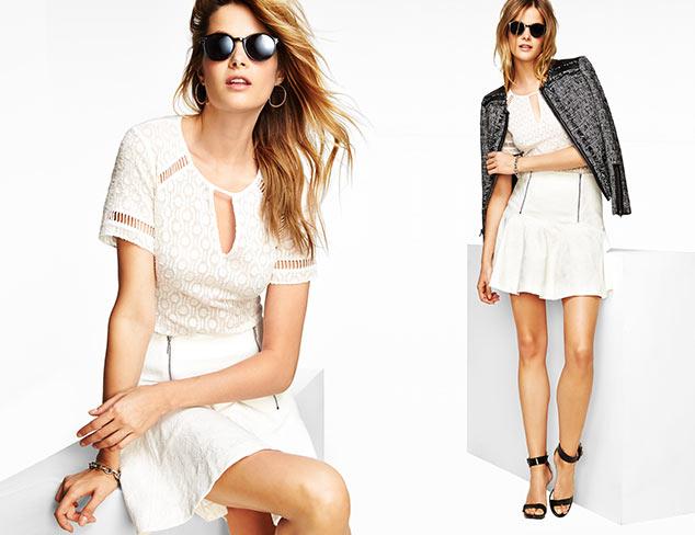 Professional Pairing Blazers & Skirts at MYHABIT