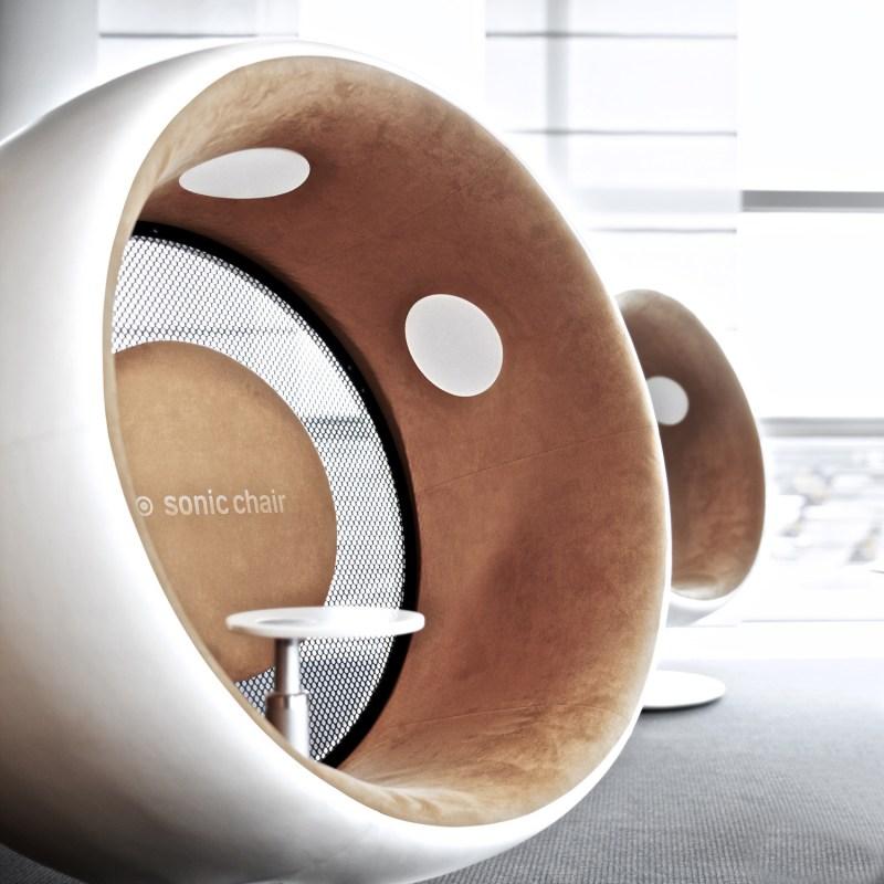 Sonic Chair Audiophile Chair