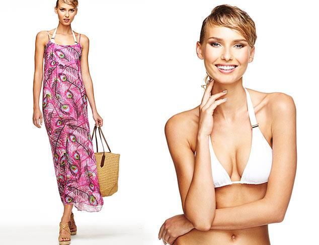 Standout Swimwear Prints & Bright Colors at MYHABIT