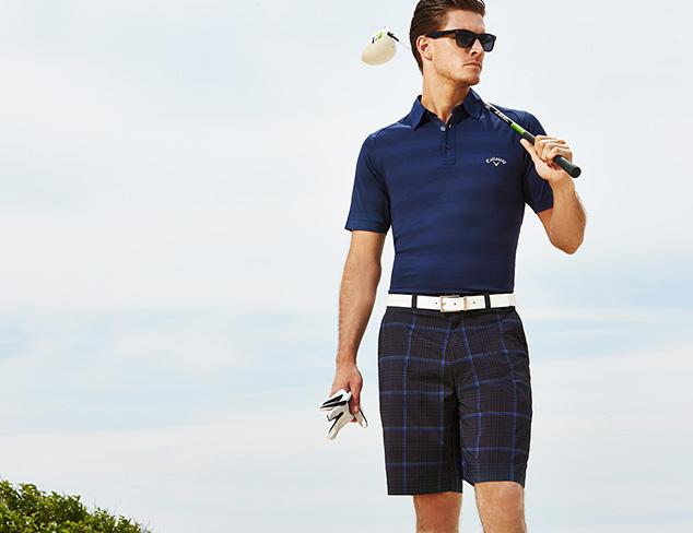Tee Off Callaway Golf Wear at MYHABIT