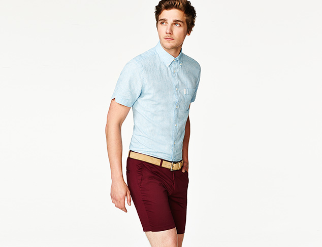The Style of Summer feat. Ben Sherman at MYHABIT