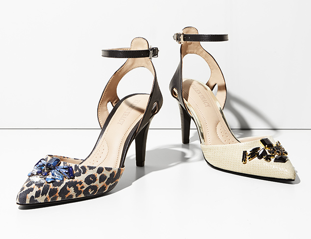 Timeless Styles Sandals, Pumps & More at MYHABIT