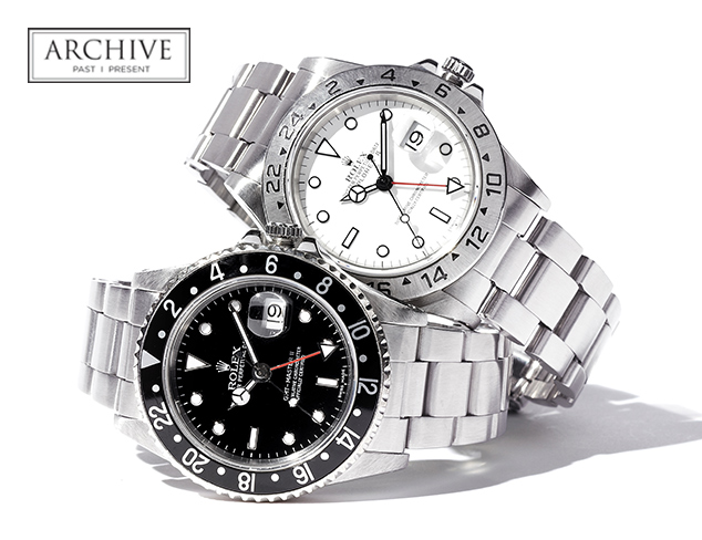 Treat Yourself Archive Rolex Watches at MYHABIT