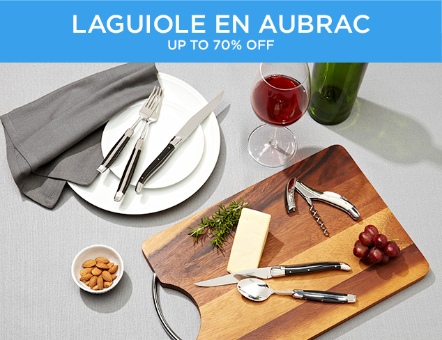 Up to 70 Off Laguiole en Aubrac at MYHABIT