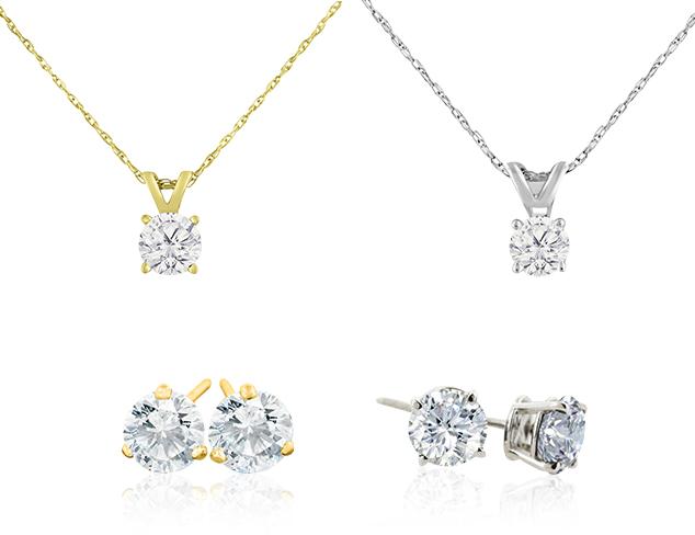 Up to 80 Off Diamond Jewelry at MYHABIT