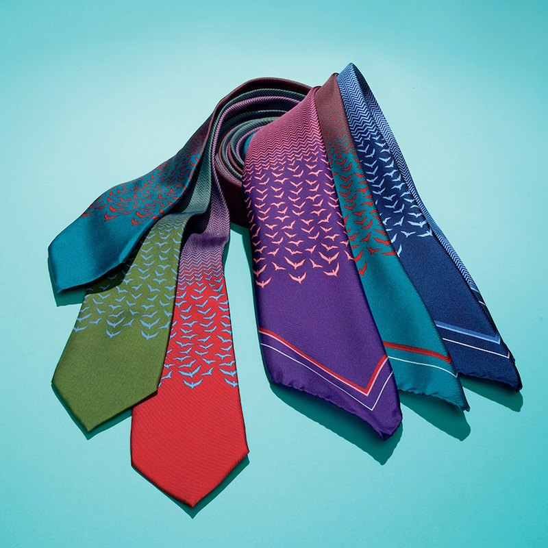 Vilebrequin Ties & Pocket Square