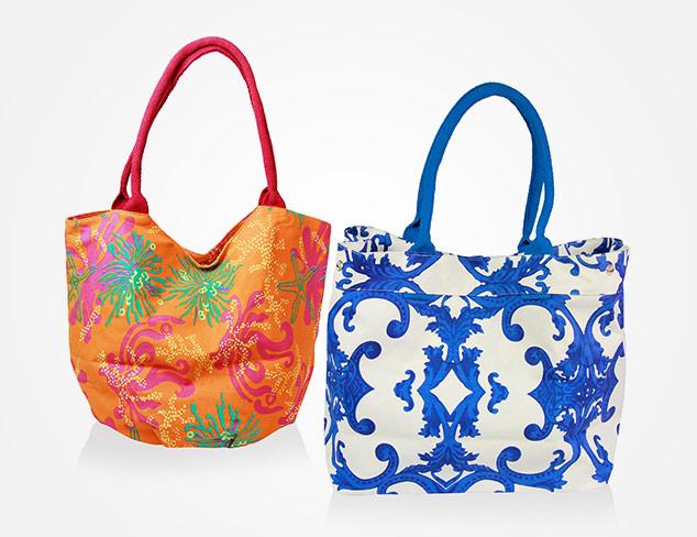 $59 & Under Indian Summer Handbags at MYHABIT