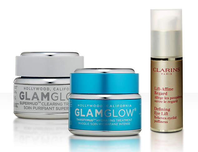 A-List Beauty GlamGlow, Clarins & More at MYHABIT
