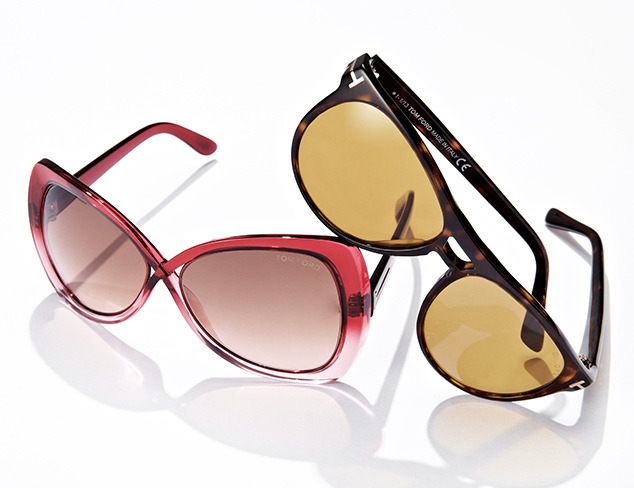 Almost Gone Designer Sunglasses feat. Tom Ford at MYHABIT