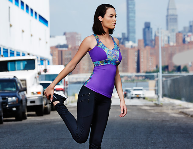 Be Up Activewear at MYHABIT