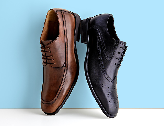 Best Foot Forward Work-Ready Dress Shoes at MYHABIT