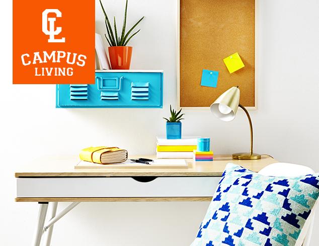 Campus Living Décor & More at MYHABIT