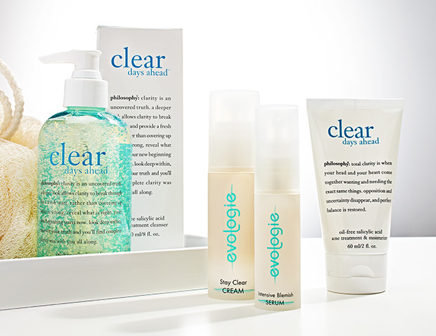 Clear Skin Winners Evologie, philosophy & More at MYHABIT