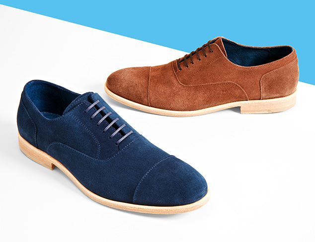 Contempoary Shoes feat. Tiger of Sweden at MYHABIT