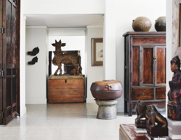 Design Inspiration The Anthropologist's Home at MYHABIT