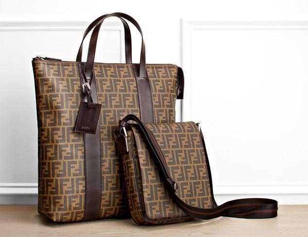 Designer Bags feat. Fendi at MYHABIT