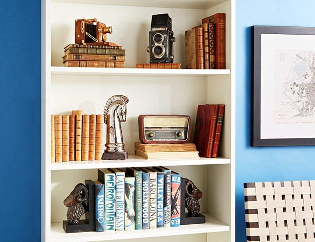 Express Your Shelf at MYHABIT